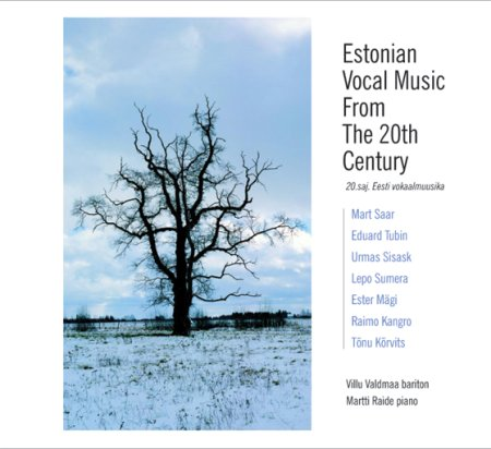 estonian vocal music from